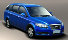Chery Cross Eastar, минивэн