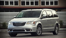 Chrysler Grand Voyager, минивэн