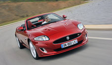 Jaguar XK R Convertible, кабриолет