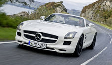 Mercedes-Benz SLS AMG Roadster, родстер