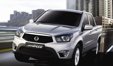 SsangYong Actyon Sports, пикап